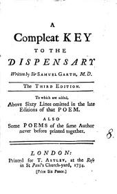 A Compleat Key to The Dispensary: Volume 8