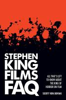 Stephen King Films FAQ PDF
