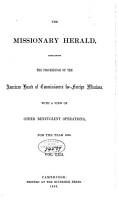 Missionary Herald PDF