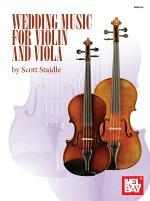 Wedding Music for Violin and Viola
