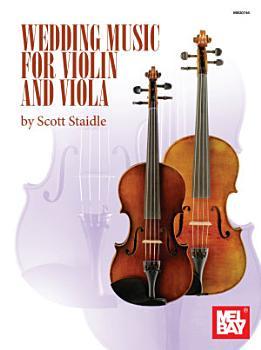 Wedding Music for Violin and Viola PDF