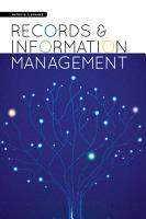 Records and Information Management PDF