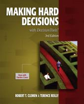Making Hard Decisions with DecisionTools: Edition 3