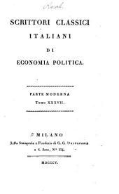 Riflessioni sulla pubblica felicità relativamente al regno di Napoli: Volume 44