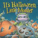 It s Halloween  Little Monster