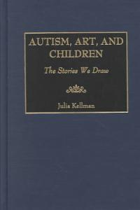 Autism  Art  and Children Book