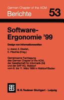 Software Ergonomie    99 PDF