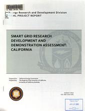 Smart Grid Research Development and Demonstration Assessment, California
