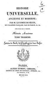Histoire universelle, ancienne et moderne: Histoire de Sicile, de Carthage et des Juifs