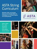 ASTA String Curriculum 2021 Edition PDF