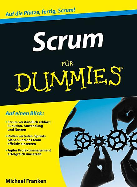 Scrum f  r Dummies PDF