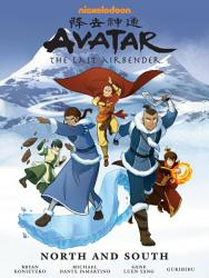 Avatar The Last Airbender North And South Library Edition Book PDF