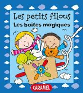 Les boîtes magiques: Un petit livre pour apprendre à lire