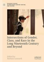 Intersections of Gender  Class  and Race in the Long Nineteenth Century and Beyond PDF