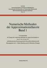 Numerische Methoden der Approximationstheorie PDF