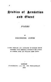 Studies of Sensation and Event: Poems