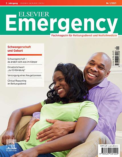 Elsevier Emergency  Rettungsdienst Im Wandel  PDF