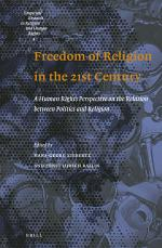 Freedom of Religion in the 21st Century