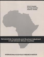 Demand-side Constraints and Structural Adjustment in Sub-Saharan African Countries