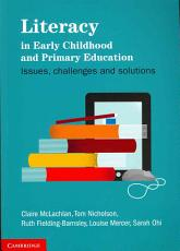 Literacy in Early Childhood and Primary Education PDF