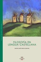 Filosof  a en lengua castellana PDF