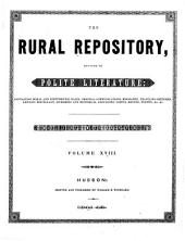 Rural Repository: Volume 18