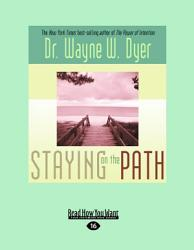 Staying On The Path Book PDF