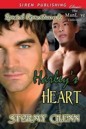 Harley's Heart [Special Operations 4] (Siren Publishing Classic ManLove)