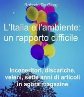 L'Italia e l'ambiente: un rapporto difficile
