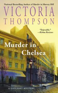 Murder in Chelsea Book