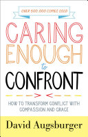 Caring Enough to Confront PDF