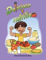 Delicioso y nutritivo  Delicious and Nutritious  Lap Book  Spanish Version  PDF