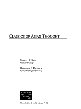 Classics of Asian Thought PDF