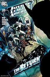 Justice League of America (2006-) #35