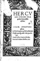 Hercules furens: Tragoedia