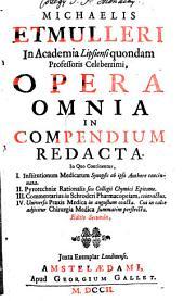 Opera omnia medica