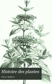 Histoire des plantes: Volume11