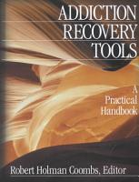 Addiction Recovery Tools PDF
