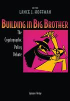 Building in Big Brother PDF