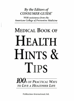 Medical Book of Health Hints   Tips PDF