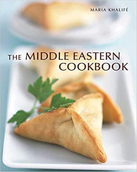 Download The Middle Eastern Cookbook Book