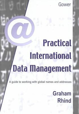 Practical International Data Management PDF
