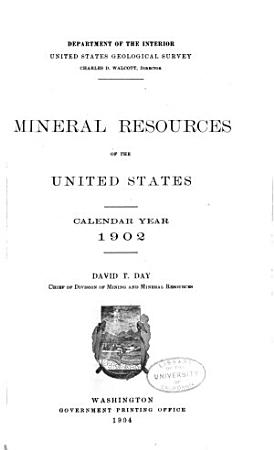 Mineral Resources of the United States PDF