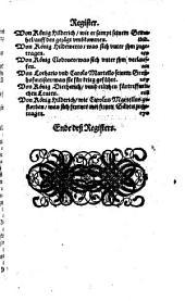 Chronica. Vom Ursprung ... der Franken