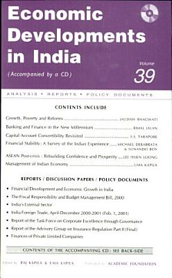 Economic Developments in India   Monthly Update  Volume  39 Analysis  Reports  Policy Documents