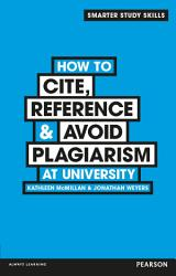 How To Cite Reference Avoid Plagiarism At University Book PDF