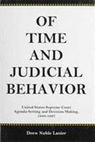 Of Time and Judicial Behavior PDF