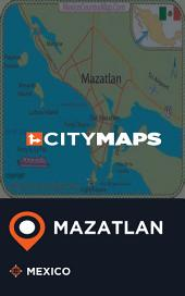 City Maps Mazatlan Mexico