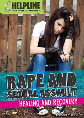Rape and Sexual Assault PDF