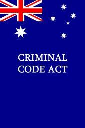Criminal Code Act